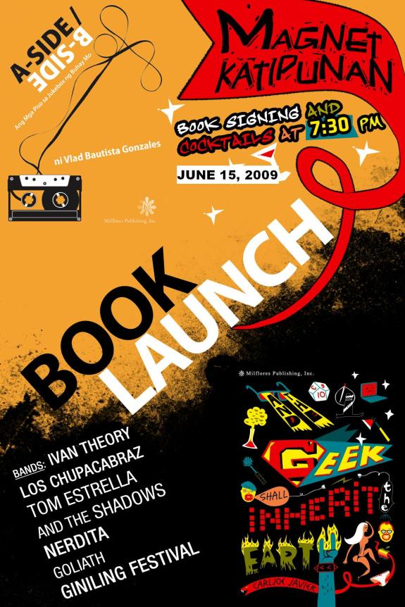 BOOKLAUNCH WITH DATE